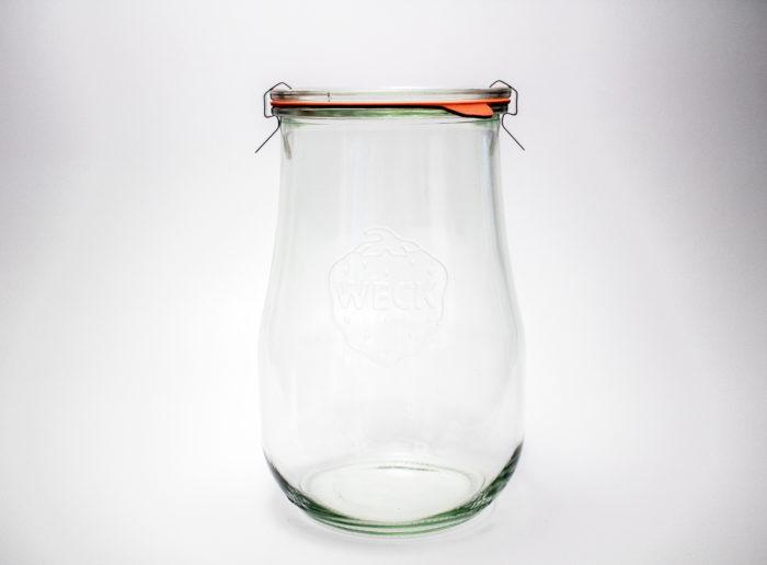 Tulip Jar 738