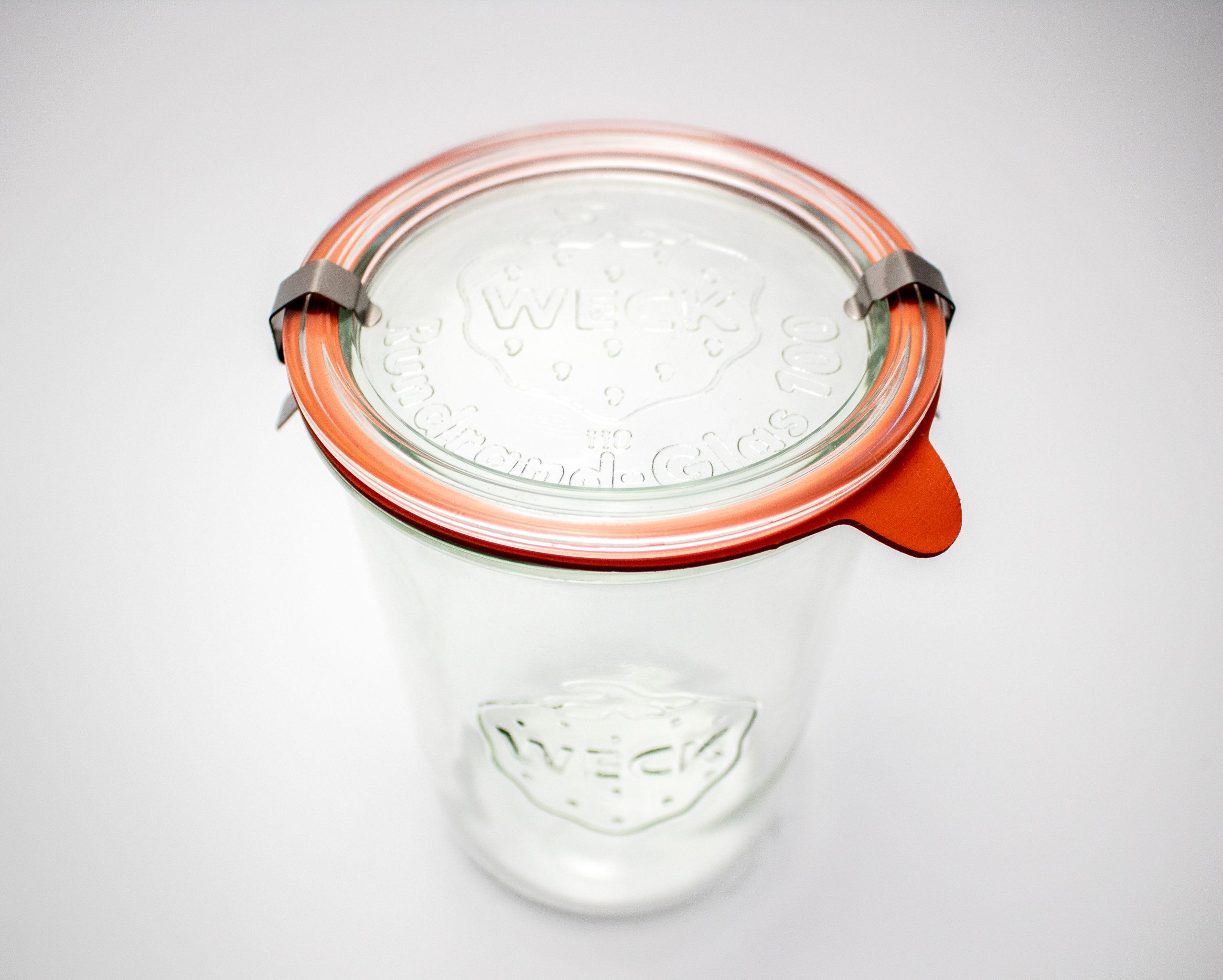 Mold Jar 743