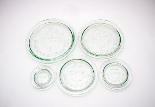 Glass Lids