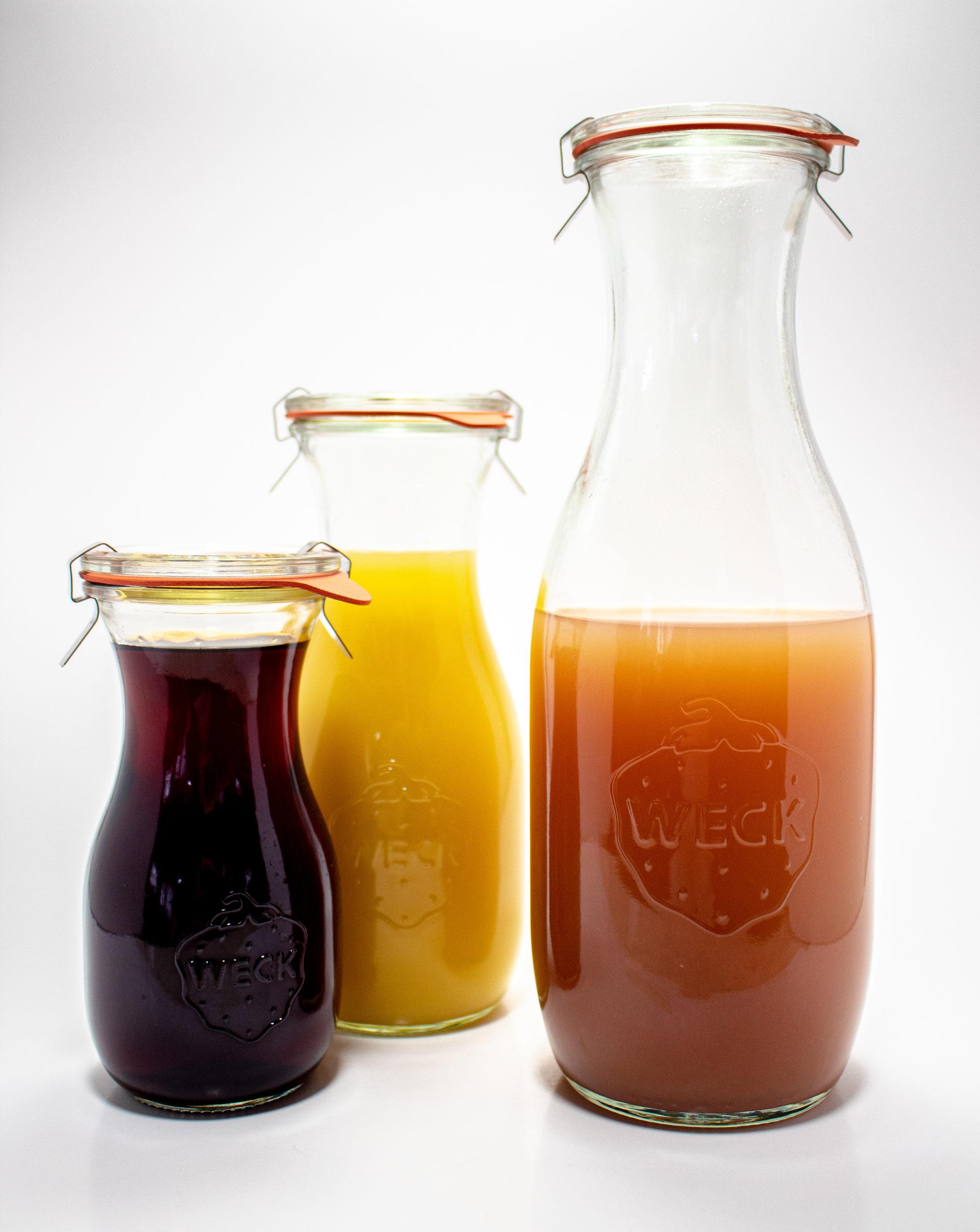Juice Jar Combo
