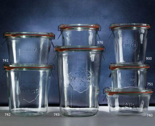 Mold Jars