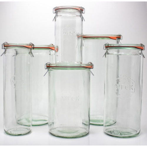 Cylindrical Jars