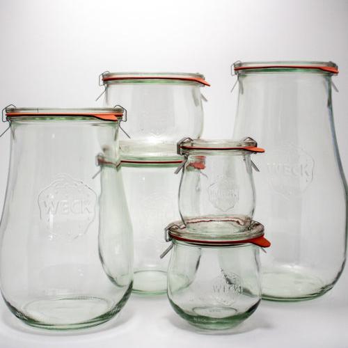 Tulip Jars